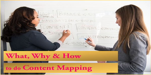 Title - What Why & How to do Content Mapping.