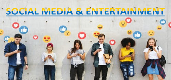 Social Media and Entertainment